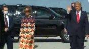 Viral Video: ट्रंप के लिए शर्मिंदा कर देने वाला पल, एयरपोर्ट पर पोज देते वक्त पत्नी ने छोड़ा साथ