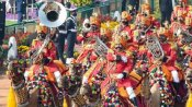 राजपथ पर दिखा 'आत्मनिर्भर भारत', देखें 72वें गणतंत्र दिवस परेड की खूबसूरत तस्वीरें