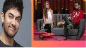 अमिताभ बच्चन की बेटी श्वेता को पत्र लिखा करते थे आमिर खान, जानिए क्या है माजरा?
