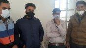 बीकानेर में अशोक गहलोत से 1 लाख रुपए की रिश्वत लेते इंजीनियर व बैंक मैनेजर को एसीबी ने पकड़ा