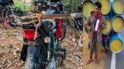 बाइक पर पानी वाला ड्रम बेचते पकड़ा गया युवक, जानिए क्यों लगा 1.10 लाख रुपये से ज्यादा जुर्माना