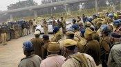हरियाणा: दिल्ली की ओर बढ़ रहे प्रदर्शनकारियों की पुलिस से हिसंक झड़पें, फरीदाबाद में धारा 144 लागू