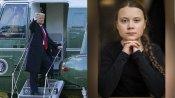 व्हाइट हाउस से हुई ट्रंप की विदाई तो ग्रेटा थनबर्ग ने कसा तंज, कहा- 'देखकर बहुत अच्छा लगा'