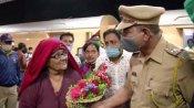 18 साल के बाद पाकिस्तान की जेल से भारत लौटीं हसीना बेगम, पासपोर्ट खो जाने पर डाल दिया गया था जेल में