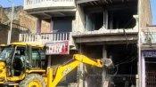 अजीत सिंह हत्याकांड: आरोपी माफिया कुंटू सिंह के मकान चला बुलडोजर