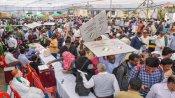 Maharashtra Panchayat Election:भाजपा को झटका, शिवसेना की अगुआई वाला MVA काफी आगे