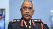 LOC से 300-400 आतंकवादी भारतीय सीमा में घुसने को तैयार, सेना अलर्ट: सेना प्रमुख नरवणे