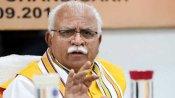 हरियाणा: CM खट्टर बोले- अपनी दिशा से भटक चुका है आंदोलन, घरों को लौट जाएं किसान