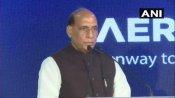 रक्षा निर्माण में आत्मनिर्भर भारत, राजनाथ बोले- 384 स्टार्टअप्स में किया गया 4500 करोड़ का निवेश