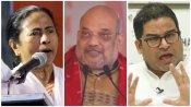 बंगाल में भाजपा क्यों हो जाएगी सेंचुरी से पहले आउट, पीके के दावे में कितना दम?