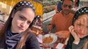 'मोनोकनी' में दिखा अंकिता लोखंडे का हॉट लुक, शिमला में बॉयफ्रेंड को Kiss कर कहा- हैप्पी वैलेंटाइन डे