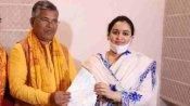 राम मंदिर निर्माण के लिए अपर्णा यादव ने दान किए 11 लाख रुपए, कही ये बात