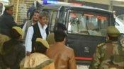 मुरादाबाद: कोर्ट में पेश हुए आजम खान और अब्दुल्लाह आजम, इस मामले में आरोप तय