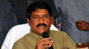 विजाग स्टील प्लांट के निजीकरण के विरोध में टीडीपी विधायक श्रीनिवास राव का इस्तीफा