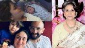 'छोटे नवाब' के नाम को लेकर पापा सैफ अली ने कही बड़ी बात, दादी शर्मिला टैगोर करेंगी खुलासा?