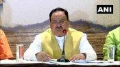 भाजपा ने असम, तमिलनाडु, केरल के लिए जारी की उम्मीदवारों की लिस्ट