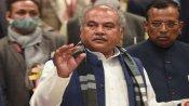 Farmers Protest : भीड़ इकट्ठी कर लेने से कानून नहीं बदले जाते, बोले कृषि मंत्री नरेंद्र सिंह तोमर
