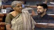 कांग्रेस पर वित्त मंत्री का पलटवार, कहा- हमारे लिए क्रोनी मतलब दामाद नहीं बल्कि जनता