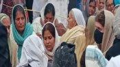 Tractor rally: ट्रैक्टर रैली में जान गंवाने वाले किसान नवरीत सिंह के अंतिम अरदास में पहुंची प्रियंका गांधी