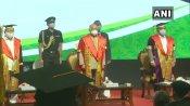 कर्नाटक: राजीव गांधी स्वास्थ्य विज्ञान विश्वविद्यालय के दीक्षांत समारोह में शामिल हुए राष्ट्रपति रामनाथ कोविंद