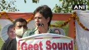 किसान महापंचायत: बिजनौर में मोदी सरकार पर बरसीं प्रियंका गांधी, कही ये बातें