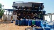 सहारनपुर: अवैध केमिकल फैक्ट्री में गैस रिसाव से हड़कंप, कई लोग बेहोश