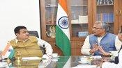 नितिन गडकरी से भी मिले त्रिवेंद्र सिंह रावत, 342 करोड़ रुपए की सड़क परिजोनाओं की मिली मंजूरी