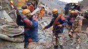 Uttarakhand Tragedy: सुरंग में ड्रोन की मदद से रेस्क्यू टीमें तलाश रहीं रास्ता, सामने आया वीडियो