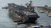 साउथ चायना सी में जंग के हालात, चीन की चेतावनी के बीच अमेरिका ने दो जंगी जहाजों से दागे गोले