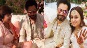 वरुण-नताशा की 'सीक्रेट शादी' के वीडियो 20 दिन बाद वायरल, गेस्ट के फोन करवा लिए थे जमा