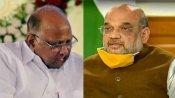महाराष्ट्र: BJP-NCP में क्या चल रहा है ? अमित शाह और शरद पवार की सीक्रेट मुलाकात से बढ़ा सस्पेंस