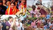 Assam Assembly Election 2021 : कामाख्या से चाय बागान तक, वोट के लिए हर कोशिश में जुटीं प्रियंका गांधी