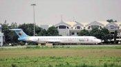 रायपुर में बांग्लादेश का विमान जो साढ़े पांच साल से एयरपोर्ट पर है खड़ा