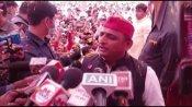 पूर्व CM अखिलेश बोले- भेदभाव के साथ काम कर रही है ये सरकार, अगली होली नई सरकार के साथ मनाना