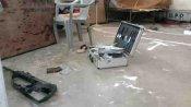 बाराबंकी: यूपी पुलिस के सिपाही ने इंसास राइफल से खुद को मारी गोली, घटना से मचा हड़कंप