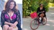 मालदीव में छुट्टियां मना रहीं बिपाशा बसु, साइकिल चलाते हुए शेयर किया शानदार वीडियो