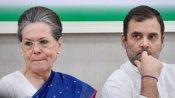 सोनिया गांधी ने कांग्रेस शासित राज्यों के मुख्यमंत्रियों के साथ की मीटिंग, कोरोना के हालात पर हुई चर्चा