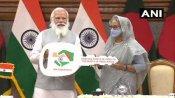 पीएम मोदी ने बांग्लादेश पीएम शेख हसीना को 109 जीवनरक्षक एंबुलेंस की चाबी सौंपी, दी 12 लाख कोरोना वैक्सीन डोज