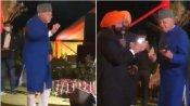 Video:'आजकल तेरे मेरे प्यार के चर्चे...' पोती की शादी में फारूक अब्दुल्ला के साथ जमकर थिरके अमरिंदर सिंह
