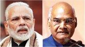राष्ट्रपति रामनाथ कोविंद और पीएम मोदी ने लोगों को दी महाशिवरात्रि की शुभकामनाएं