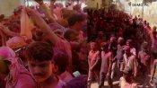 नवलगढ़ गैर जुलूस : पाबंदी बावजूद गैर निकालने पहुंचे लोगों को पुलिस ने खदेड़ा, इंटरनेट सेवा पर लगाया बैन