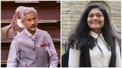 'जय श्रीराम' और 'हिंदू' होने की वजह से ऑक्सफोर्ड में नस्लवाद का शिकार हुईं रश्मि, विदेश मंत्री ने उठाया मुद्दा