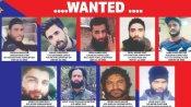 कश्मीर घाटी के 9 बड़े आतंकियों की लिस्ट जारी, कई घटनाओं में हैं शामिल