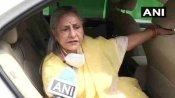 'फटी जींस' बयान पर जया बच्चन का तीरथ सिंह रावत को जवाब, कहा- एक मुख्यमंत्री को ऐसा बयान शोभा नहीं देता