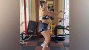 जिम करते-करते डांस करने लगी मलाइका अरोड़ा, दिखाया बोल्ड अंदाज, वीडियो वायरल