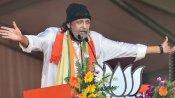बंगाल: बीजेपी में शामिल होने के 3 दिन बाद मिथुन की सुरक्षा बढ़ी, अब मिलेगा Y प्लस सिक्योरिटी कवर