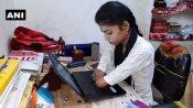महिला दिवस: दोनों हाथ गंवाने के बावजूद नहीं मानी हार, पढ़ें मुरादाबाद की प्रगति के जज्बे की कहानी