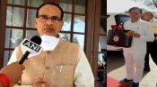 MP Budget 2021 : सीएम शिवराज सिंह ने की बजट की तारीफ, कमलनाथ बोले-'ये सिर्फ झूठ का पुलिंदा'