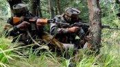 कश्मीर: सेना ने लिया हवलदार की मौत का बदला, दो आतंकियों को मुठभेड़ में किया ढेर