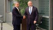 भारत पहुंचे अफगानिस्तान के विदेश मंत्री हनीफ अतमार, भारत को मिला सबसे विश्वनसनीय दोस्त की उपाधि